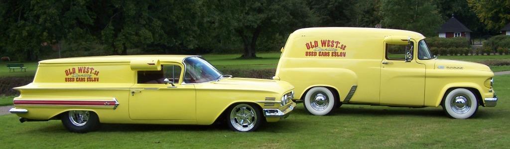 Välkommen till Oldwest US Cars i Eslöv!